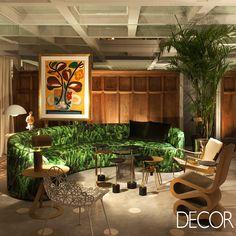 A 19ª edição da Casa Cor Pernambuco, sediada em um casarão histórico na Zona Norte do Recife, conta com 44 ambientes que destacam as principais tendências do mercado da arquitetura e do design.