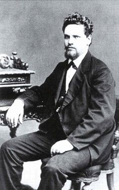 Zdeněk Fibich (1850-1900) was a Czech composer of classical music. Among his compositions are chamber works symphonic poems, three symphonies, at least seven operas, melodramas including the substantial trilogy Hippodamia, liturgical music including a mass - a missa brevis; and a large cycle (almost 400 pieces, from the 1890s) of piano works called Moods, Impressions, and Reminiscences.