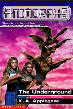 Children's Book Series That Should Not Be Missed: 'Animorphs,' by K.A. Applegate #Animorphs #Books