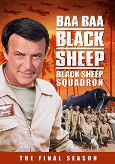 Amazon.com: Baa Baa Black Sheep: Black Sheep Squadron: Robert Conrad, Dana Elcar, Simon Oakland, Lawrence Doheny: Movies & TV