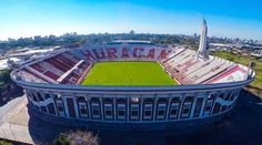 """"""" in 1947 one of Buenos Aires' most iconic stadiums opened its doors for a first official match. hosted Boca at the Estadio Tomás Adolfo Ducó & were victorious at the beautiful Palacio 📷 via Football Stadiums, Football Team, Club Huracan, Club Atletico Huracan, Spanish Pronunciation, Image Foot, Play Soccer, Sports Clubs, Most Beautiful Cities"""