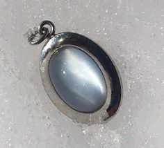 Vintage D&B Correct Quality Sterling Silver Oval by Statusjacker