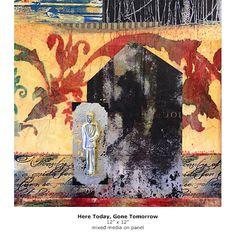 Here Today, Gone Tomorrow by Darlene Olivia McElroy