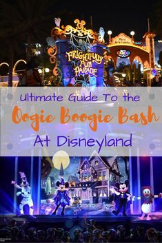 Heading to the Oogie Boogie Bash at Disneyland? Read our tips for making the most of the best Disney Halloween Party!