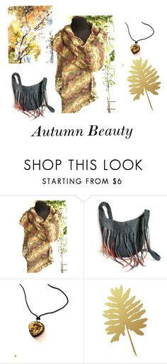"""""""Autumn Beauty"""" by sylvia-664 on Polyvore featuring moda"""