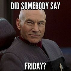 Yes, yes we did. Brought to you by @sirpatstew. #roddenberry #startrek #project366 #fridayfeeling #geek #nerd #trekkie #trekker