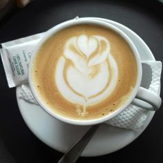 Latte art just bonus