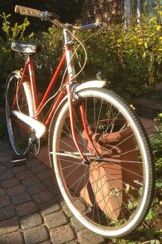 Classic Ladies Raleigh Bicycle