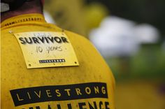 The LIVESTRONG Foundation supports cancer survivors facing challenges every day. Find out more at LIVESTRONG.ORG