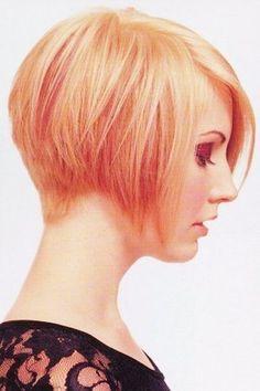 Pretty Short Haircuts for Women