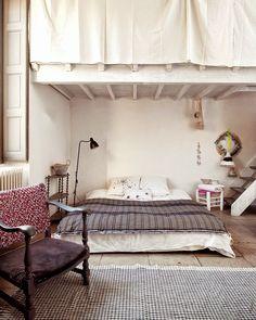 La casa de una artista | La Bici Azul: Blog de decoración, tendencias, DIY, recetas y arte