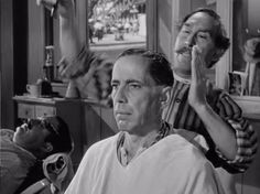 warner archive clean humphrey bogart haircut barber john huston the treasure of the sierra madre barber shop fresh cut trending #GIF on #Giphy via #IFTTT http://gph.is/2a9L7aB
