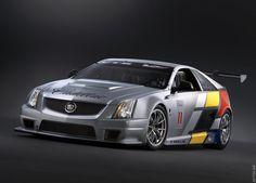 2011 Cadillac CTS V Coupe Race Car