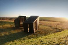 The Observatories: Micro Artist Residence Officially Opens in the UK