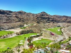"""See 12 photos and 3 tips from 79 visitors to Anfi Tauro Golf. """"Lovely place although in August is far too hot to play golf"""" Play Golf, Places, Taurus, Sevilla Spain, Lugares"""