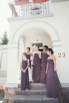 Purple wedding party Keywords: #weddings #jevelweddingplanning Follow Us: www.jevelweddingplanning.com  www.facebook.com/jevelweddingplanning/