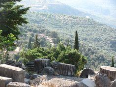Delfy, Greece