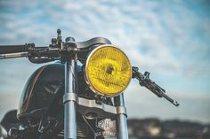 Wow! Awesome Yamaha XS850 Cafe Racer by Nozem Amsterdam #motorcycles #caferacer #motos | caferacerpasion.com
