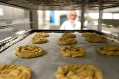 Garlic My Soul: Homeboy Industries. Behind the scenes look at pastries made by Homeboy Bakery. #bakeforgood