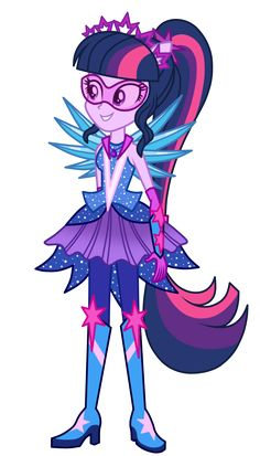 [Legend of Everfree] Twilight Sparkle by MixiePie.deviantart.com on @DeviantArt