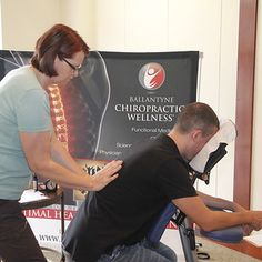 Whether you are experiencing back pain, neck pain, headaches, or even muscular tightness and tension, Ballantyne Chiropractic Wellness can help you on the right path to wellness.