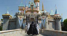 Darth Fener alla conquista di Walt Disney