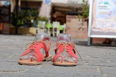 Leather Sandals, Shoes Sandals, Primary Colors, Favorite Color, Greek, Handmade Leather, Elegant, Brown, Sneakers