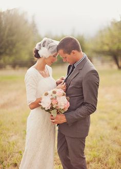 Modet Wedding Gown Nicole JJ Bridals Checkered Shirt And Suit This Is So Adorable