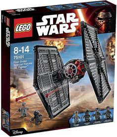 LEGO Star Wars 7: The Force Awakens - 75101 First Order Special Forces TIE Fighter