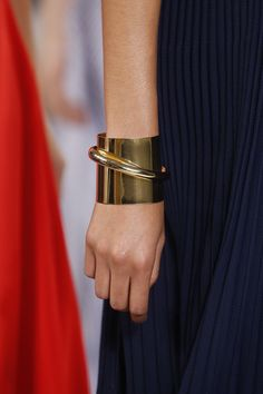 See detail photos for Ralph Lauren Spring 2016 Ready-to-Wear collection.