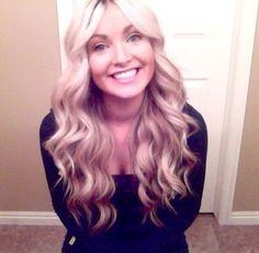 Wavy Curls- I love Cara Loren