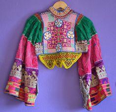 KUCHI, CHOLI, BANJARA, Afghan Top, Ethnic Top, Belly dance Top, Banjara Top