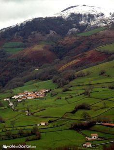 Valle de Baztán Navarra