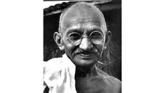 """A man who was completely innocent, offered himself as a sacrifice for the good of others, including his enemies, and became the ransom of the world. It was a perfect act."" -- Mahatma Gandhi"