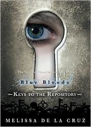 Keys to the Repository (A Blue Blood Companion Book- for books 1-4)