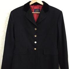 Blazer giacca nero Zara modello classico ''da Depop