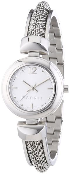Esprit Ladies Watch XS Analogue Quartz Stainless Steel ES900772001 Josie   Amazon.co.uk daa0696944
