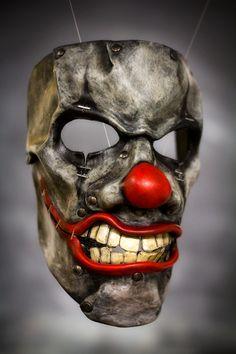 Terror Clown by OsborneArts on deviantART