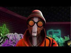 """ManVsMachine"" - The Animation School"