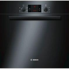 Bosch Classixx Single Oven  Built-In Black HBA13B160B - Banyo.co.uk
