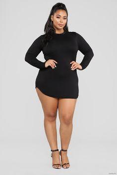 Sexy Plus Size Dresses Big Girl Fashion, Curvy Women Fashion, Plus Size Fashion, Fashion Top, Fashion Outfits, Looks Plus Size, Plus Size Model, Plus Size Dresses, Plus Size Outfits