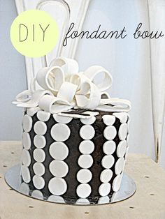 #DIY #Cake #decorating - easy!
