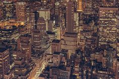Nueva York, Ciudad, Horizonte, Nyc, Edificios