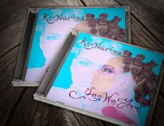 K-Narias – Yes We Are | CD Package Design