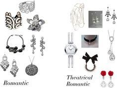 """True Winter Jewelry 2 Romantics"" by christinems on Polyvore"