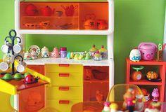 dollhouse kitchen by Pitou =^.^= Pitou, via Flickr