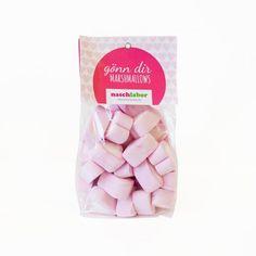 Marshmallow-Herzen Gönn dir
