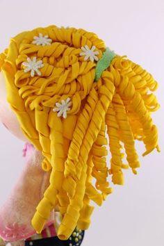 Angela Fofucha Doll Pink Craft Foam Doll Fofuchas   eBay