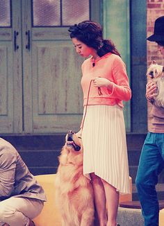 Lee Chung Ah (Cats and Dogs, tvN 2012)