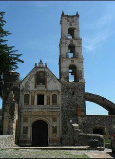 Capilla de la hacienda Santa Maria de la Regla HIDALGO